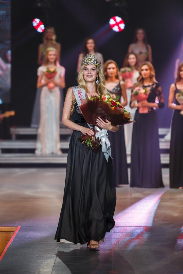 Виктория Вершинина - «Мисс Екатеринбург-2019»
